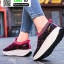 รองเท้าผ้าใบเพื่อสุขภาพ 1859-PNK [สีชมพู] thumbnail 5