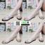 รองเท้าแตะผู้หญิง สายคาดเพชร M1860-GRY [สีเทา] thumbnail 3