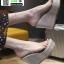 รองเท้าแบบสวมทรงเตารีด ST12-GLD [สีทอง] thumbnail 3