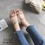 รองเท้าแตะ รัดหลัง G-1151-APR [สีแอปริคอท] thumbnail 2