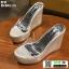รองเท้าแบบสวมทรงเตารีด ST12-GLD [สีทอง] thumbnail 4