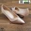 รองเท้าคัชชูส้นสูง TM2384-PKG [สีทองชมพู] thumbnail 2