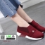 รองเท้าผ้าใบไร้เชือก chanel sneaker 8202-301-RED [สีแดง] thumbnail 1