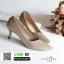 รองเท้าคัชชูหัวแหลมส้นสูง G18-05-GLD [สีทอง] thumbnail 5