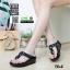 รองเท้าสุขภาพสไตล์ฟิตฟรอป F1075-BLK [สีดำ] thumbnail 2