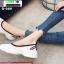 รองเท้าผ้าใบ สไตล์สุขภาพ Q-088-WHI [สีขาว] thumbnail 5