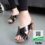 รองเท้าบูท สักหราดสั้น G20-BLK [สีดำ] thumbnail 4