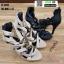 รองเท้าส้นสูงหุ้มข้อ วัสดุผ้านุ่ม 17-2317-CRM [สีครีม] thumbnail 4