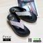 รองเท้าแตะเพื่อสุขภาพ ฟิทฟลอปหนีบ F1013-BLK-NEW [สีดำ] thumbnail 4