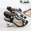 รองเท้าส้นสูง สไตล์เกาหลี 2767-5-BLACK [สีดำ] thumbnail 1