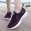 รองเท้าผ้าใบเพื่อสุขภาพ 605-PUR [สีม่วง] thumbnail 3