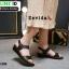 รองเท้าสไตล์สวมรัดส้น 18-1282-BLK [สีดำ] thumbnail 1