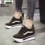 รองเท้าผ้าใบเสริมส้น งานนำเข้า100% ST921-GRN [สีเขียว] thumbnail 2