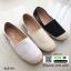 รองเท้าผ้าใบผู้หญิง ทรงเอสพราดิล วัสดุแคนวาส 2289-22-ดำ [สีดำ] thumbnail 3