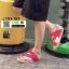 รองเท้าสุขภาพเพื่อ แบบสวมโป้ง L1964-RED [สีแดง] thumbnail 3