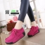 รองเท้าผ้าใบสไตล์เกาหลี 99-63-PINK [สีชมพู] thumbnail 1