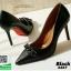 รองเท้าคัทชูส้นเข็ม Givenchy 3357-BLK [สีดำ] thumbnail 1