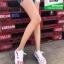 รองเท้าผ้าใบแฟชั่นสีขาว ผ้าแคนวาส ทรง VANS (สีขาว ) thumbnail 2
