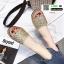 รองเท้าส้นเตารีด หน้าสวม กากเพชร 1902-GLD [สีทอง] thumbnail 3