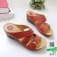 รองเท้าสุขภาพหน้าไขว้ งานขายดีอันดับ 1 8849-1-แดง [สีแดง] thumbnail 2