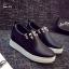 รองเท้าลำลองเพื่อสุขภาพ 1178-Black 1178 [สีดำ] thumbnail 1