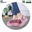 รองเท้าแบบสวมส้นเตารีด ST05-PNK [สีชมพู] thumbnail 3