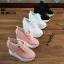 รองเท้าผ้าใบเสริมส้น A57-BLK [สีดำ] thumbnail 3