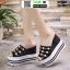 รองเท้าแบบสวมทรงเตารีด ST1804-BLK [สีดำ] thumbnail 3