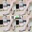 รองเท้าแตะผู้หญิง สายคาดเพชร M1860-GRY [สีเทา] thumbnail 4