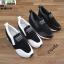 รองเท้าผ้าใบเสริมส้น งานนำเข้า100% ST3-BLK [สีดำ] thumbnail 4