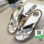 รองเท้าหูคีบพื้นเตี้ย งานสุขภาพ บุนวม 2300-ทอง [สีทอง] thumbnail 2