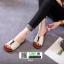 รองเท้าแตะผู้หญิง สไตล์YSL sandals 602-WHI [สีขาว] thumbnail 4