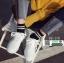 รองเท้าผ้าใบหนัง pu ปักลายใบไม้ SG-170-SIL [สีเงิน] thumbnail 5