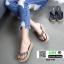 รองเท้าลำลองเตารีด เสริมส้น คีบ B22-190-GRY [สีเทา] thumbnail 3