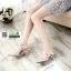 รองเท้าส้นสูงกากเพชรนำเข้า AMG-0003-GLD [สีทอง] thumbnail 1