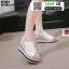 รองเท้าทรงเตารีดแบบรัดท้าย ST3302-WHI [สีขาว] thumbnail 3