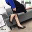รองเท้าคัชชูส้นสูง K9107-BLK [สีดำ] thumbnail 3