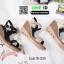 รองเท้าสไตล์รัดส้นงาน สายคาดหน้า 18-1339-PNK [สีชมพู] thumbnail 5