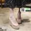 รองเท้าแบบสวมทรงเตารีด ST12-GLD [สีทอง] thumbnail 2