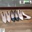 รองเท้าคัชชูหนังลายวัว K9080-BLK [สีดำ] thumbnail 4