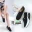 รองเท้าผ้าใบ งานใหม่ล่าสุด feragamo 9392-41-BLK [สีดำ] thumbnail 2