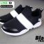 รองเท้าผ้าใบลายช้าง 7B309-BLK [สีดำ] thumbnail 1