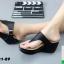 รองเท้าเตารีดเปิดส้นสีดำ หูคีบ (สีดำ ) thumbnail 2
