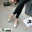 รองเท้าคัชชูรุ่นคลาสสิคยอดฮิต style ZARA 361217-GLD [สีทอง] thumbnail 3