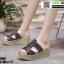 รองเท้าสวมส้นเตารีด ST998-BLK [สีดำ] thumbnail 1