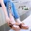 รองเท้าเพื่อสุขภาพ ฟิทฟลอปหนีบฟิทฟลอบพื้นนูน L2679-BRN [สีน้ำตาล] thumbnail 5