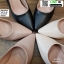 รองเท้าคัชชูหนังลายวัว K9080-CRM [สีครีม] thumbnail 4