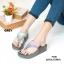 รองเท้าเพื่อสุขภาพ ฟิทฟลอปหนีบ F1131-GRY [สีเทา] thumbnail 2