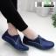 รองเท้าผ้าใบเกาหลี soft&comfort 8262-น้ำเงิน [สีน้ำเงิน] thumbnail 2