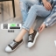 รองเท้าผ้าใบ MUI MUI 0222-BLACK [สีดำ] thumbnail 3